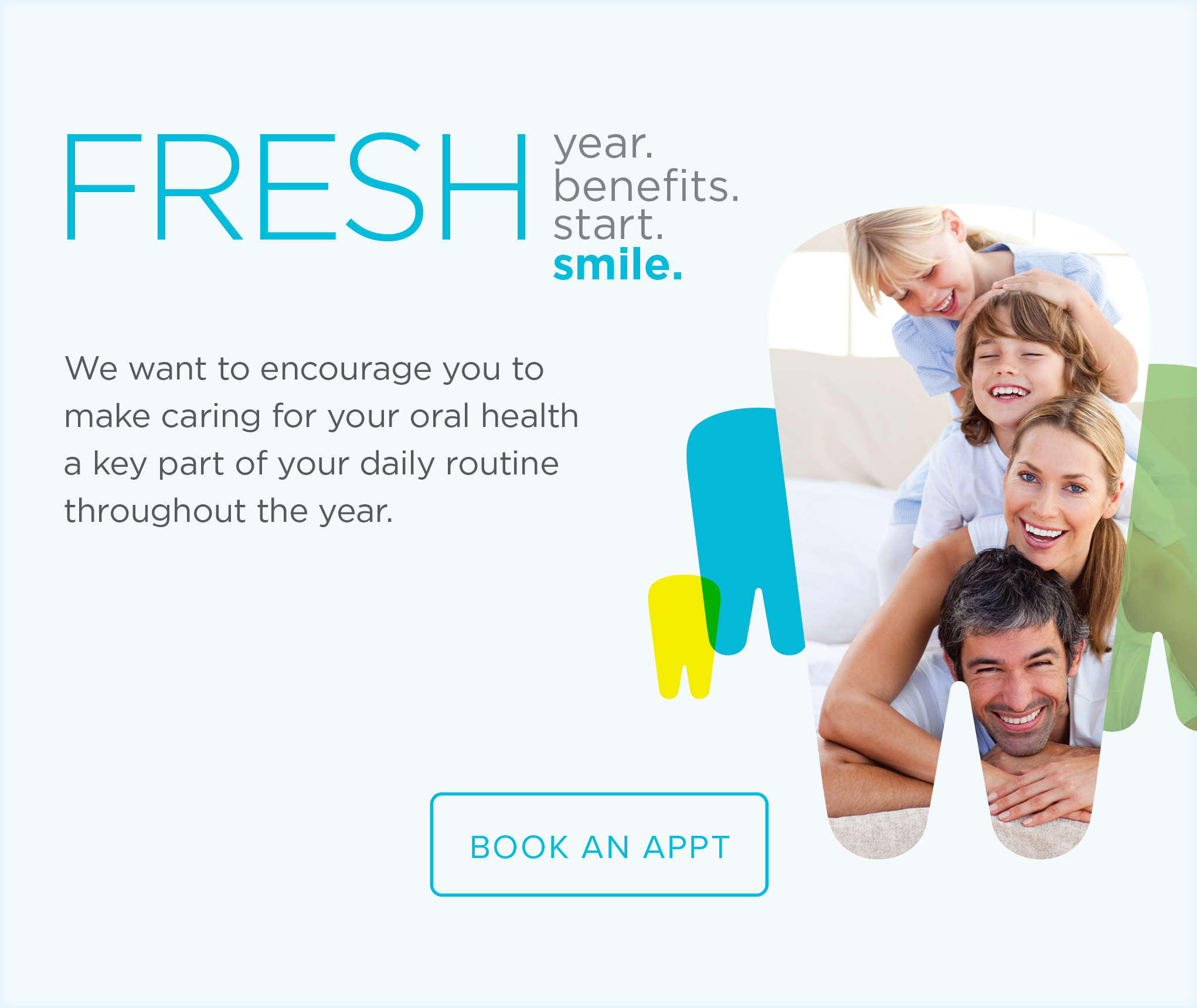 Claremont Modern Dentistry - Make the Most of Your Benefits
